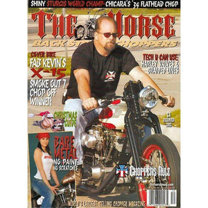 The Horse BackStreet Choppers Magazine Issue #64