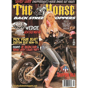 The Horse BackStreet Choppers Magazine Issue #67