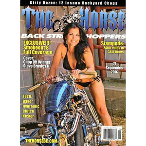 The Horse BackStreet Choppers Magazine Issue #71