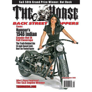 The Horse BackStreet Choppers Magazine Issue #81