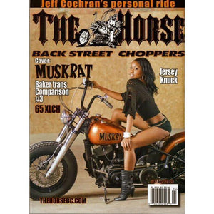 The Horse BackStreet Choppers Magazine Issue #87
