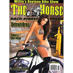 The Horse BackStreet Choppers Magazine Issue #88