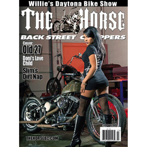 The Horse BackStreet Choppers Magazine Issue #89