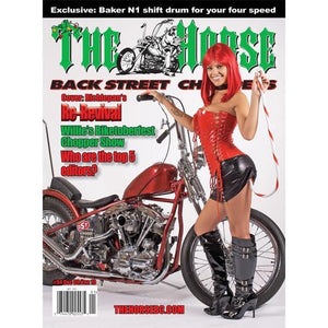 The Horse BackStreet Choppers Magazine Issue #94