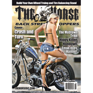 The Horse BackStreet Choppers Magazine Issue #99