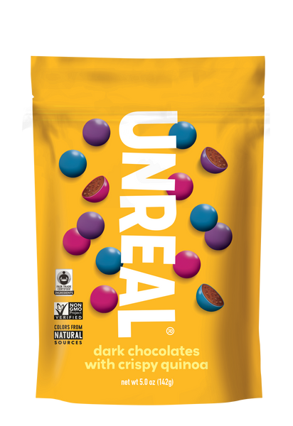 Dark Chocolate Quinoa Gems - 2 Bag