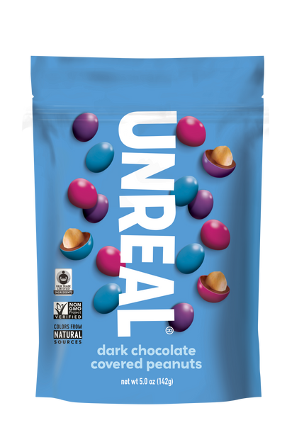 Dark Chocolate Peanut Gems - 2 Bag