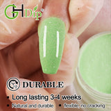 G6405 GHDip Green&Blue Color Set Dipping Nail  Powder Starter Kit