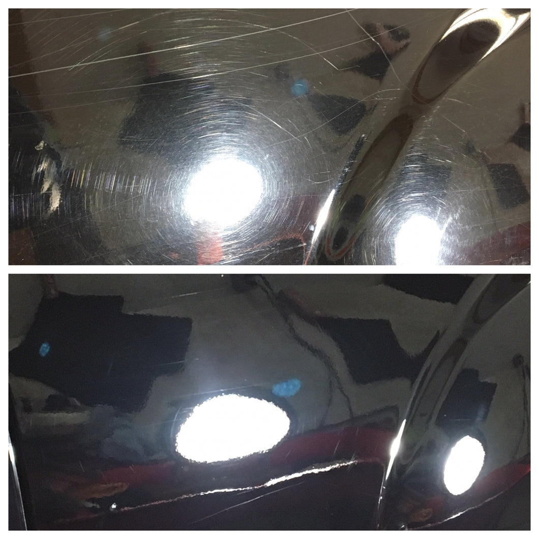Machine Polishing & Buffing