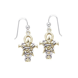 Oberon Zell Penkhaduce Wizardry Earrings MER465 peterstone.