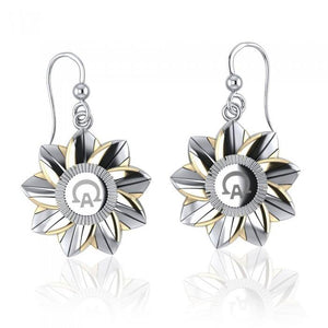 Alpha Omega Earrings MER513