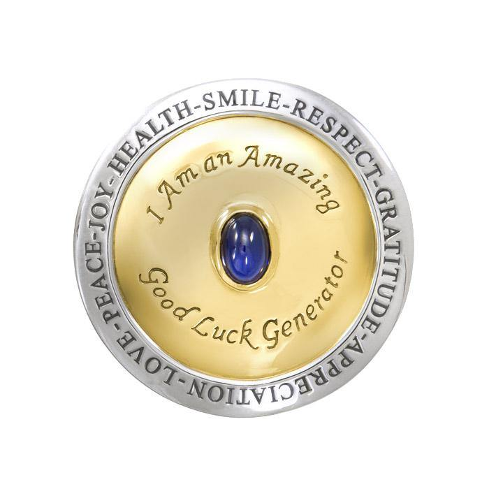 Amazing Good Luck Generator Pendant MPD3618