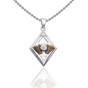 Twin Engine Pendant MPD499