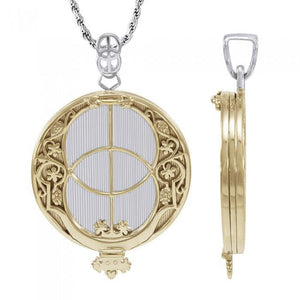 Chalice Well Necklace MSE457 Set