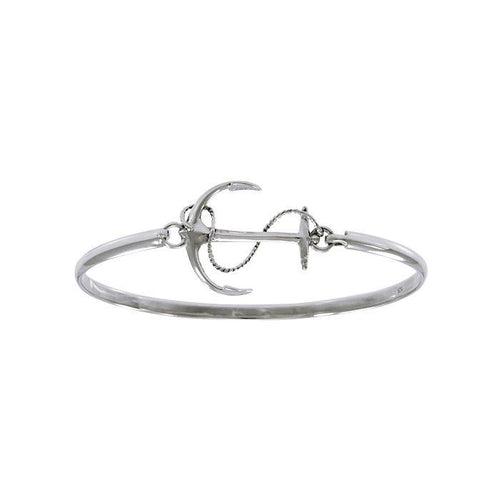 Anchor Bangle TBA166 peterstone.