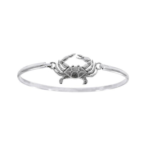 Crab Spring Lock Bracelet TBA174 peterstone.