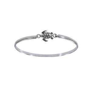 Turtle Spring Lock Bracelet TBA175 peterstone.