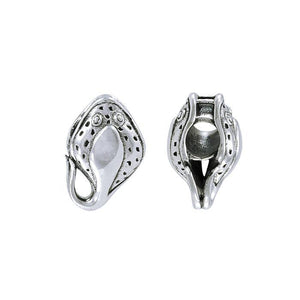 Ray Sterling Silver Bead TBD144