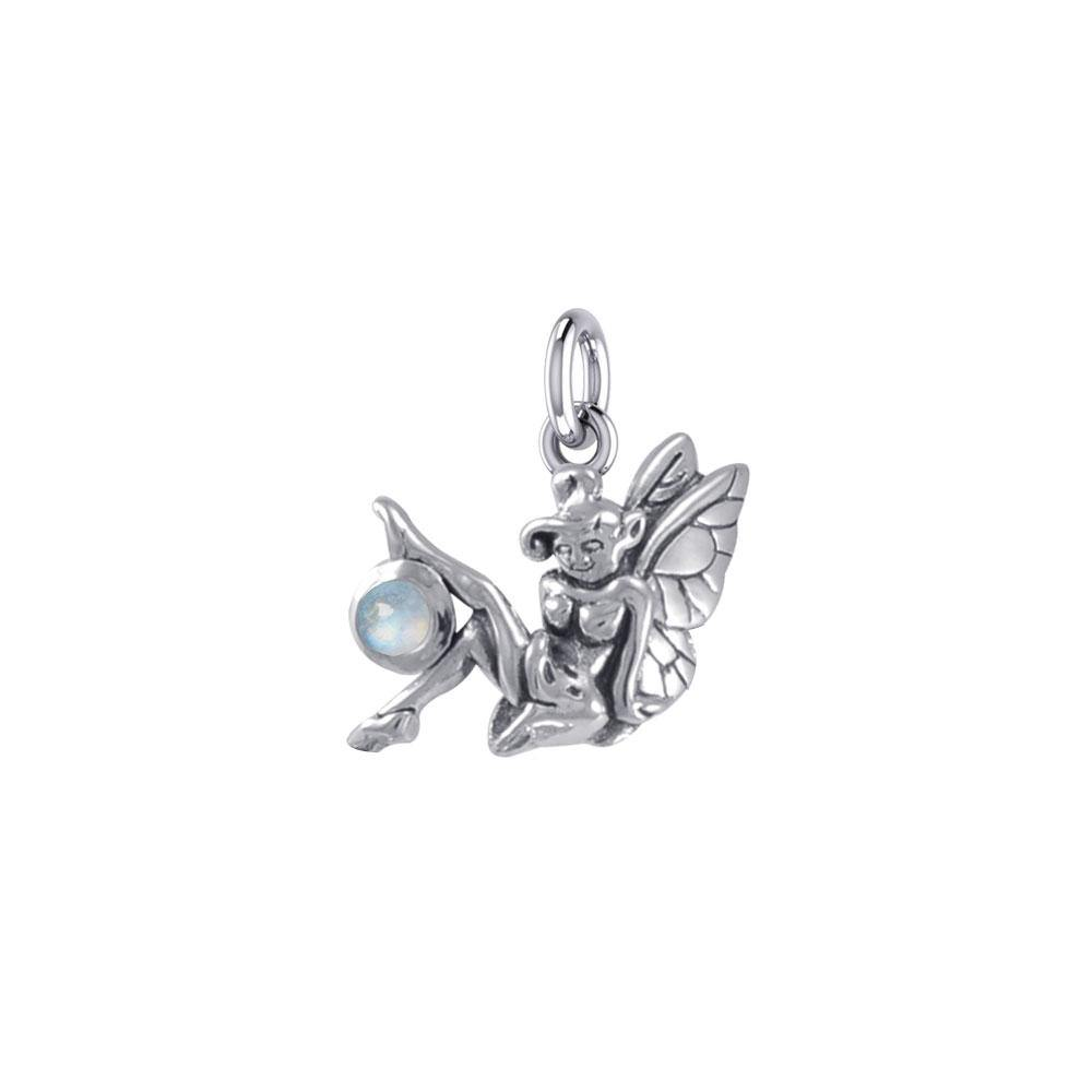 Fairy Charm with Gemstones TCM633 peterstone.