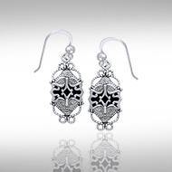 Janus Silver Earrings TE2927 peterstone.