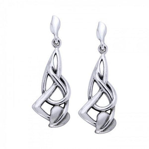 Leaf Earrings TE933