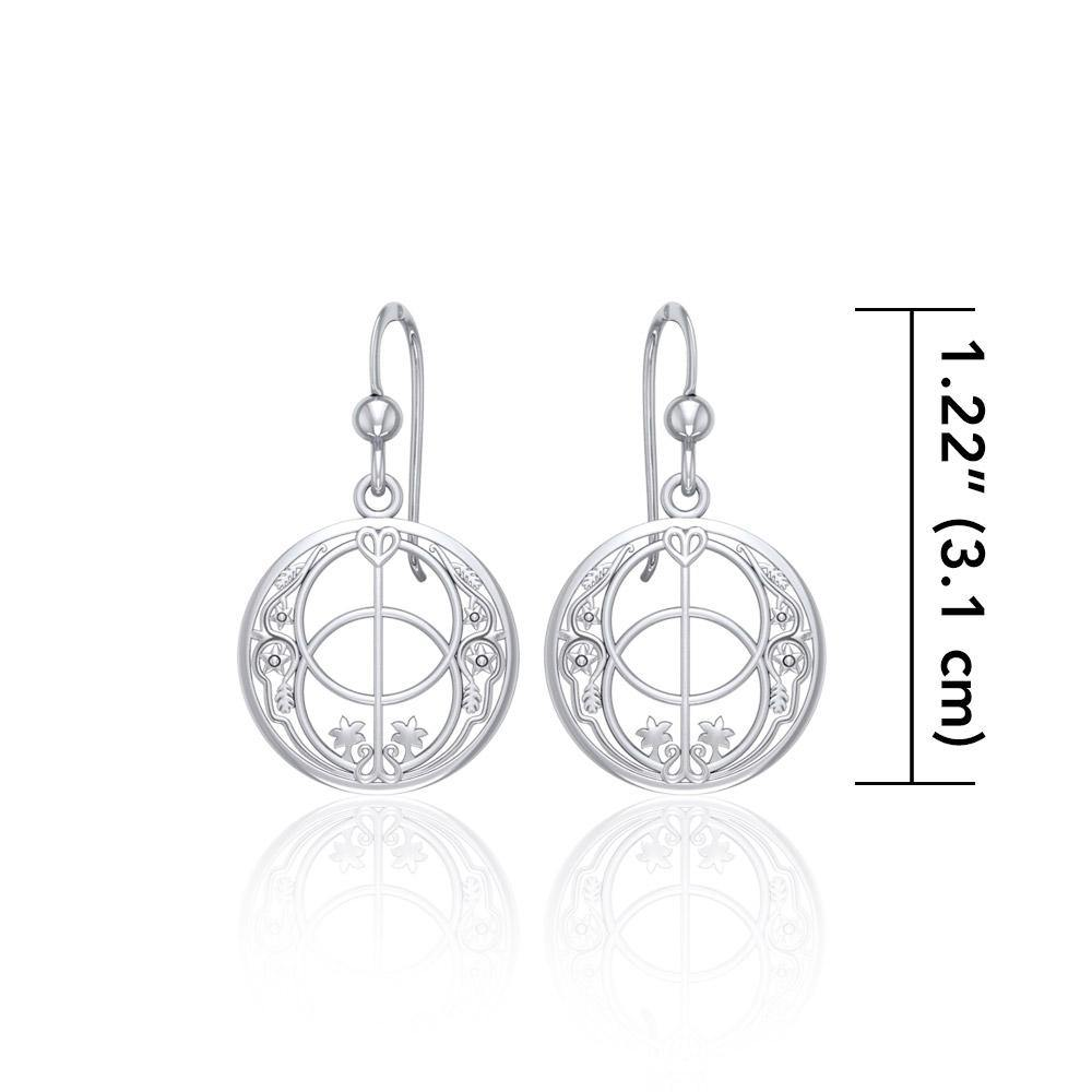 Chalice Well Earrings