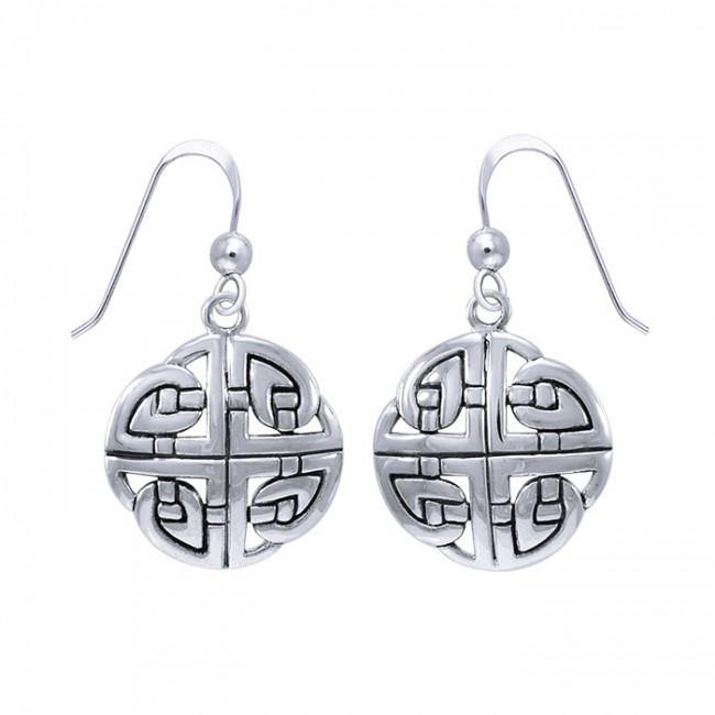 Cari Buziak Celtic Knot Earrings TER1450