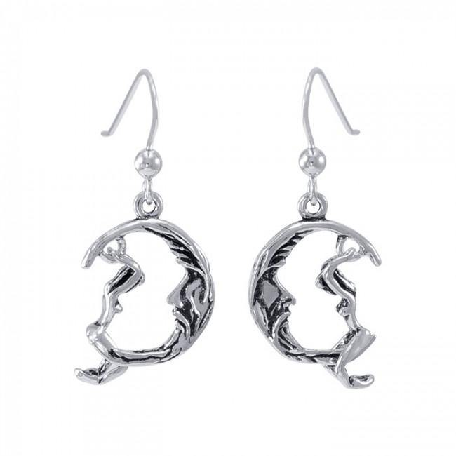 Moon Goddess Moveable Earrings TER1556