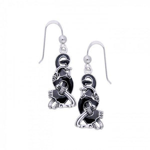 Ringerike Viking Earrings TER480 peterstone.