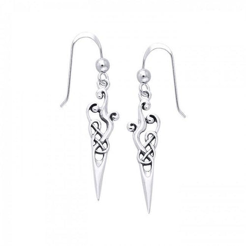 Viking Urnes Earrings TER482
