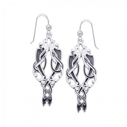 Viking Urnes Earrings TER483