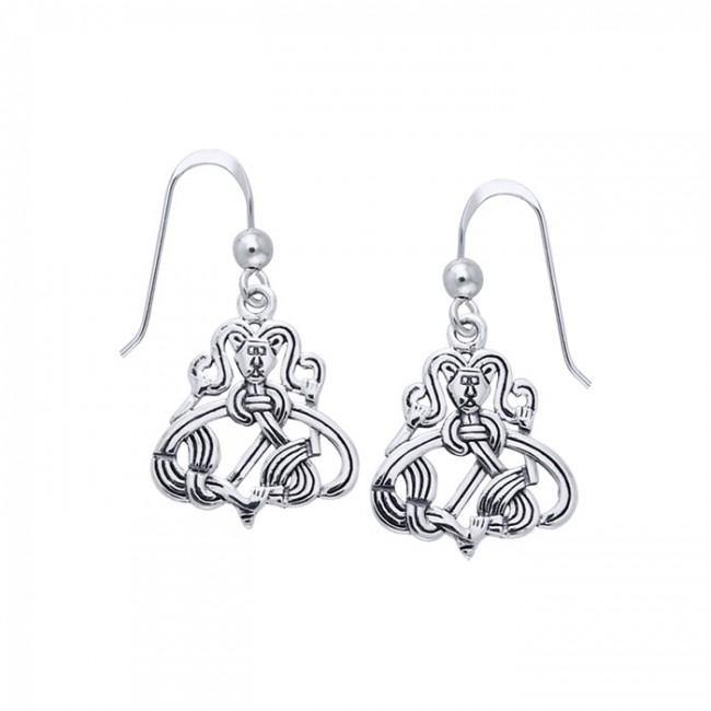 Viking Borre Earrings TER484