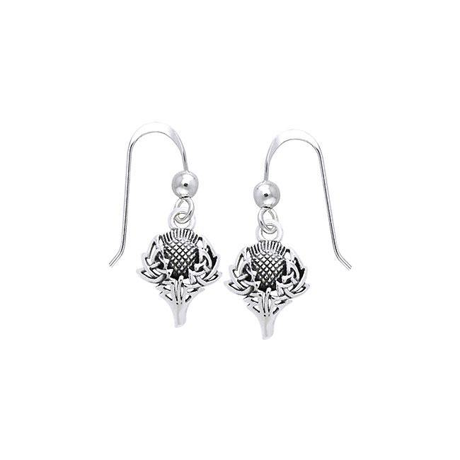 Alba Thistle Spirit Earrings TER485