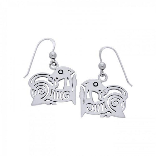 Viking Borre Earrings TER512