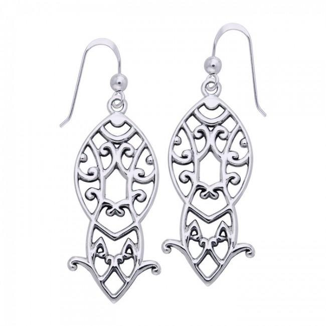 Celtic Maori Earrings TER522