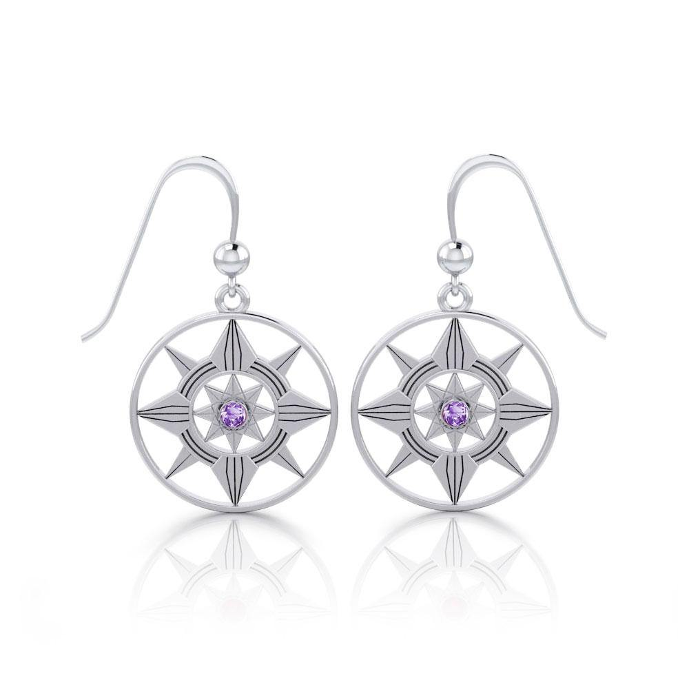 Be A Star Sterling Silver Earrings TER560