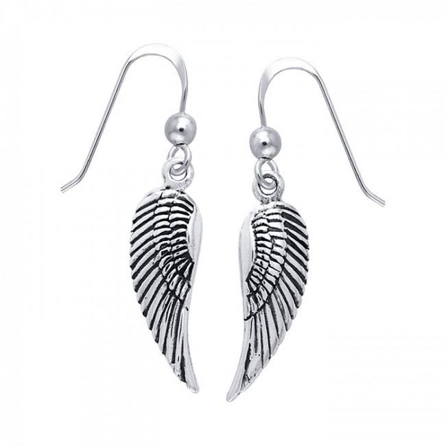 Angel Wing Earrings TER927