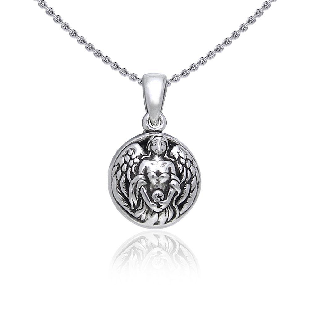 Angel Hollow Ball Pendant TP2846