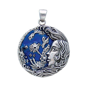 Moon Goddess Pendant TP3202 peterstone.