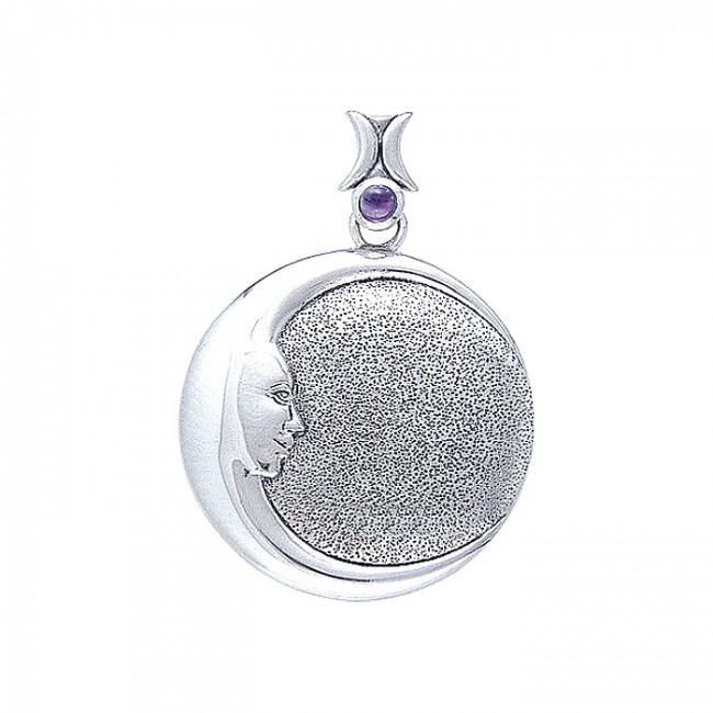 Jessica Galbreth Mother Moon Pendant TPD001