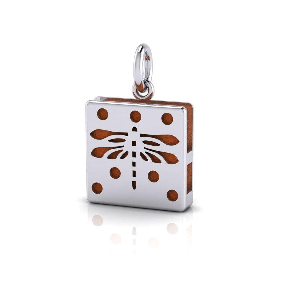 Break Away with the Dragonfly ~ An Aromatherapy Pendant TPD1408