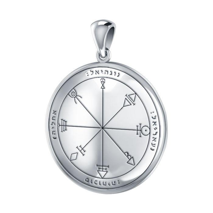 First The Star of Venus Solomon Seal Pendant TPD2869 peterstone.