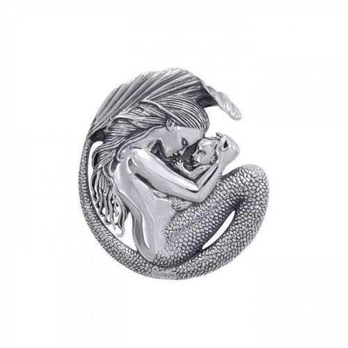 Selina Fenech Mermaid Motherhood Pendant TPD289