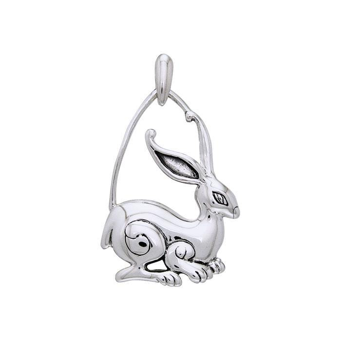 Rabbit Pendant TPD2996