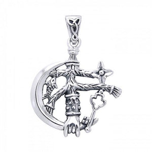 Cimaruta Witch Charm TPD3132 peterstone.