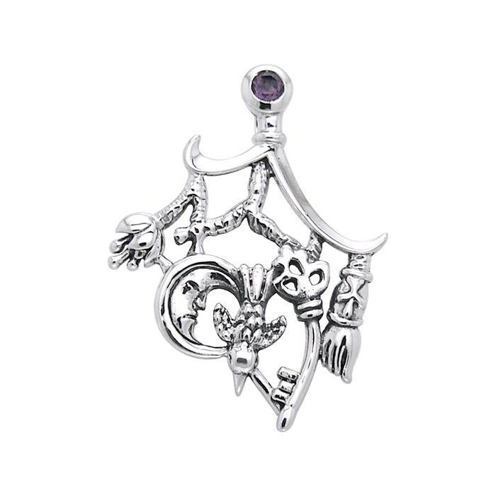 Cimaruta Witch Charm TPD3133