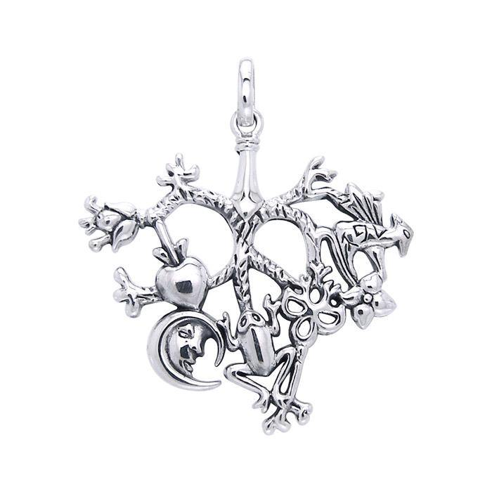 Cimaruta Witch Charm TPD3134