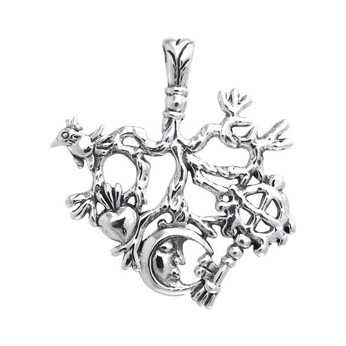 Cimaruta Witch Charm TPD3369 peterstone.