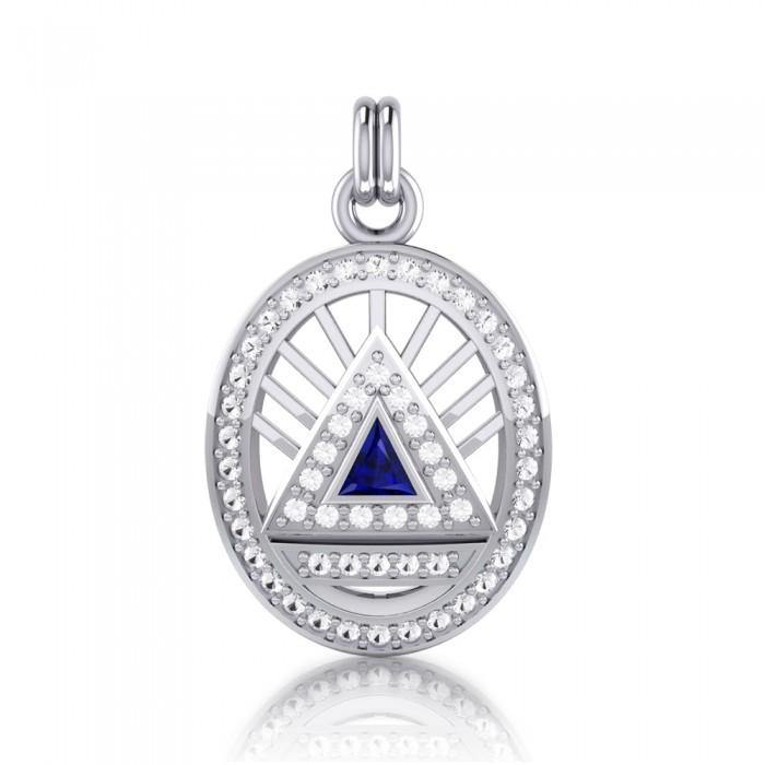 Triangle Power Pendant TPD3694