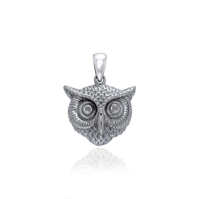 Amy Zerner Owl Pendant TPD3957